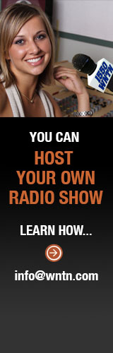Host your own radio show